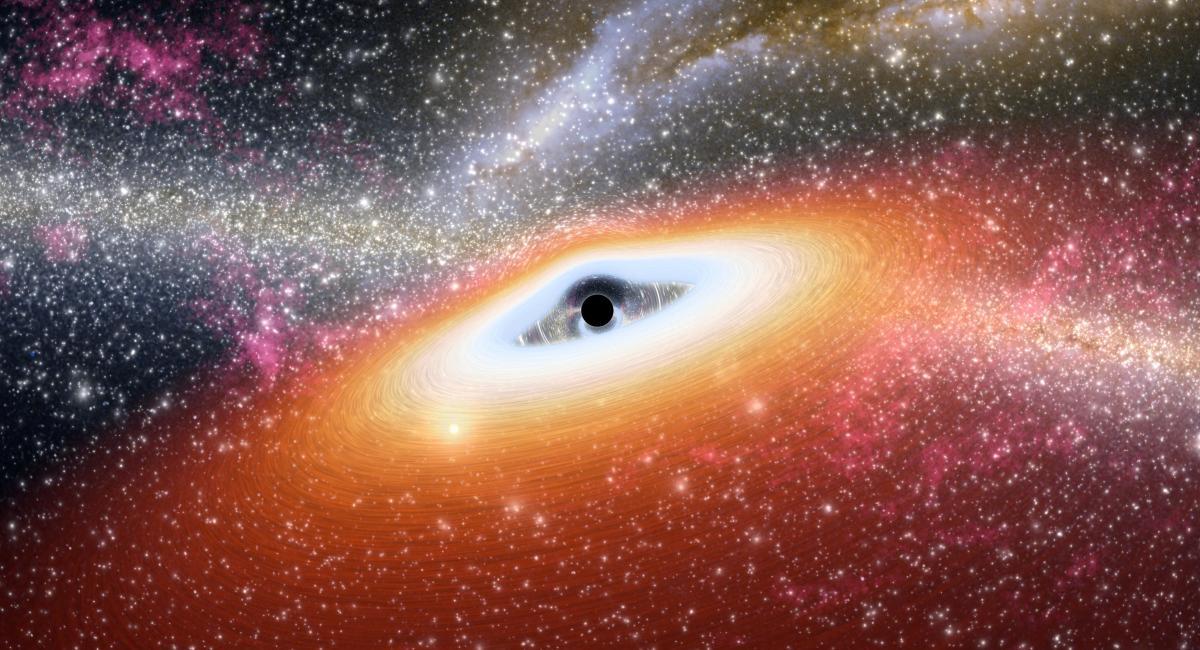 Early black hole