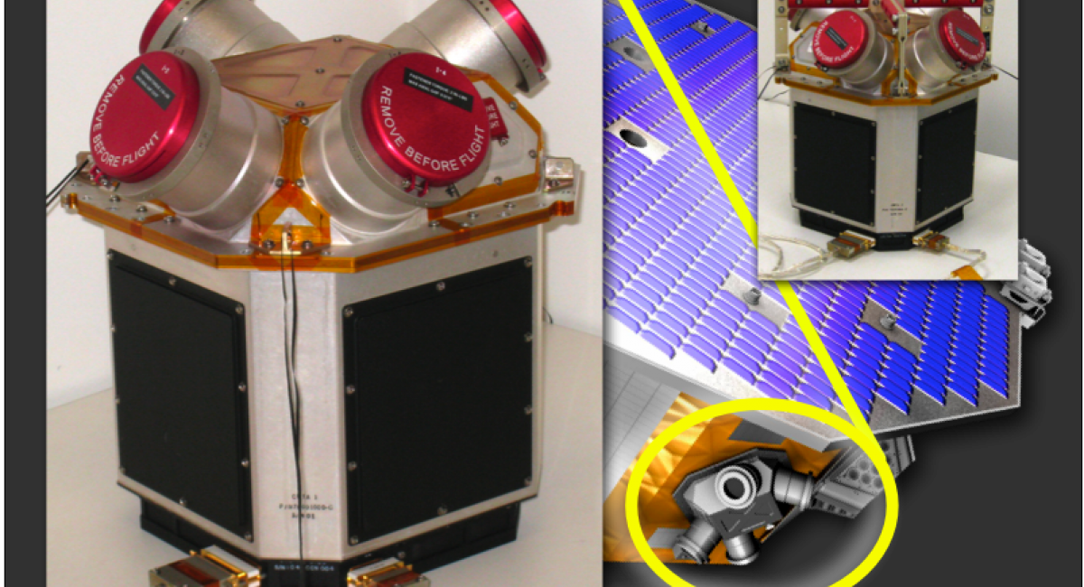 ST7's Colloidal Thrusters