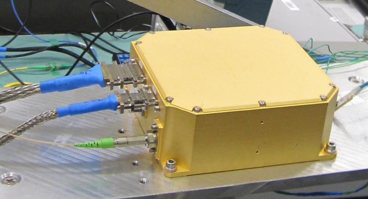 LPF - Laser and Modulation Unit