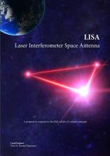 LISA Mission Proposal Front Cover Image