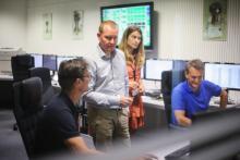 LISA Pathfinder flight controllers